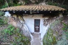 Agios Stylianos - Cave Church in Afionas.