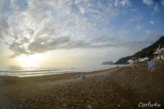 Beautiful beach, romantic place.